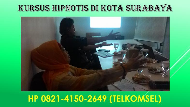 Hipnotis Surabaya